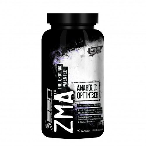 SSN ZMA Anabolic Optimiser 90 caps