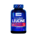 USN 100% Pure Leucine 180 Capsules