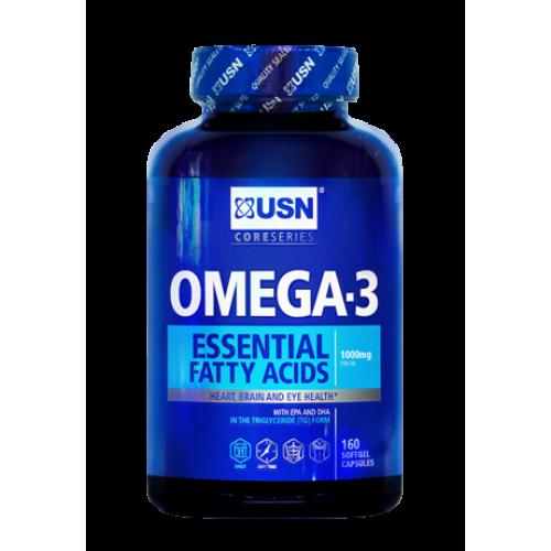 USN Tri Omega EFA 160 Capsules